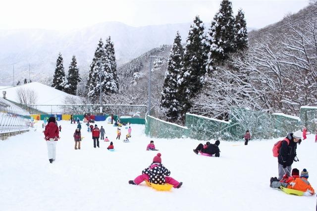 奥伊吹スキー場へ行ってきた! 滋賀で雪遊びに最適のスポット