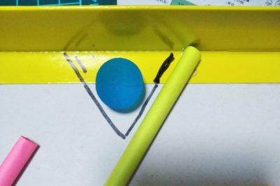 ビー玉迷路を100均アイテムで作ろう! | まっちゃんの「子どもの遊び場」インフォ!
