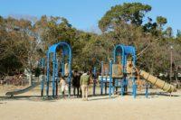 豊公園へ行ってきた! 長浜城や大型遊具も楽しめる!